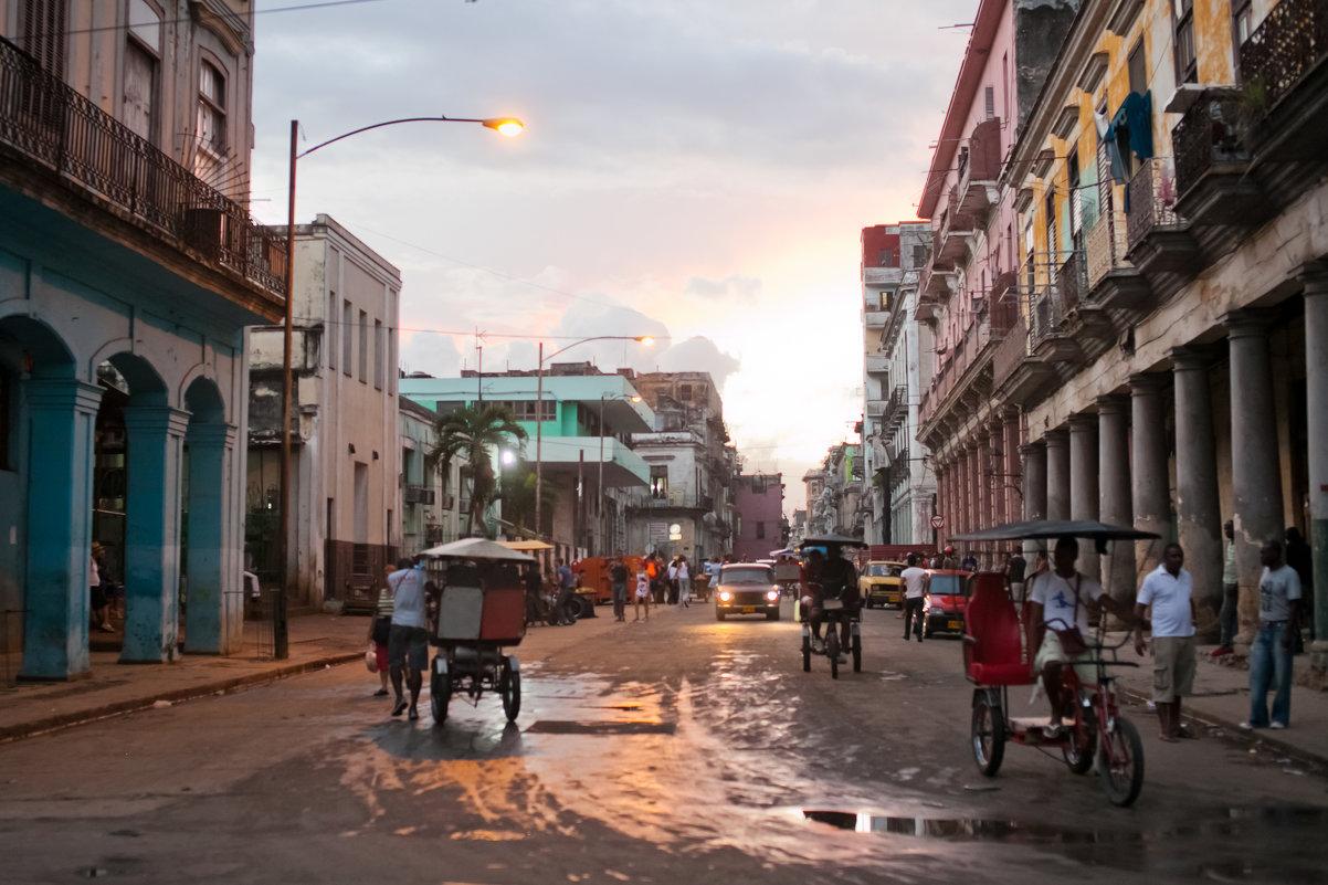 Куба - Александр Реус