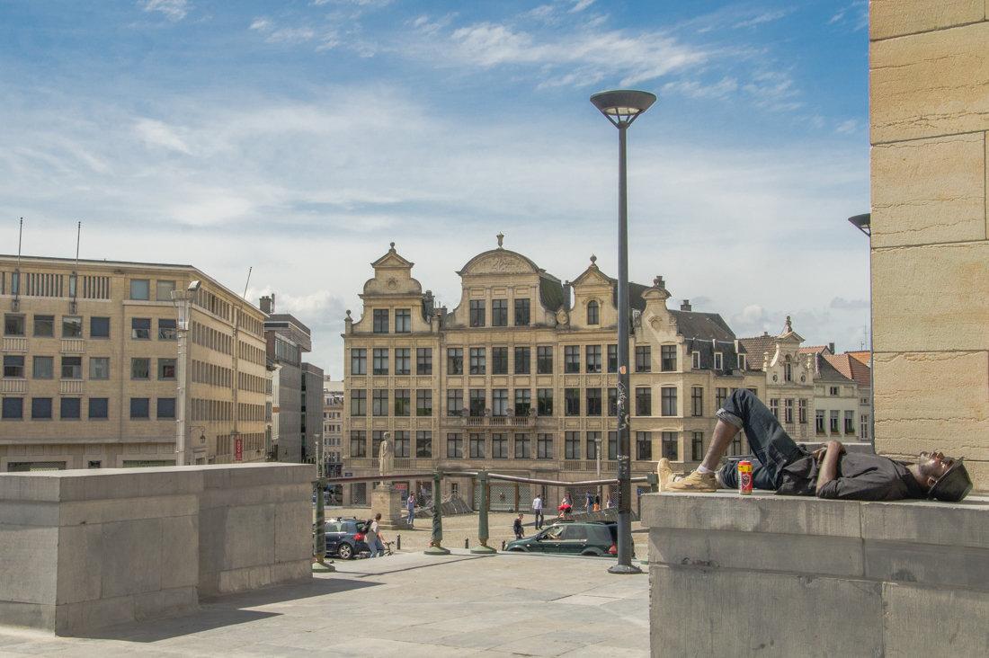 Брюссель - MVMarina