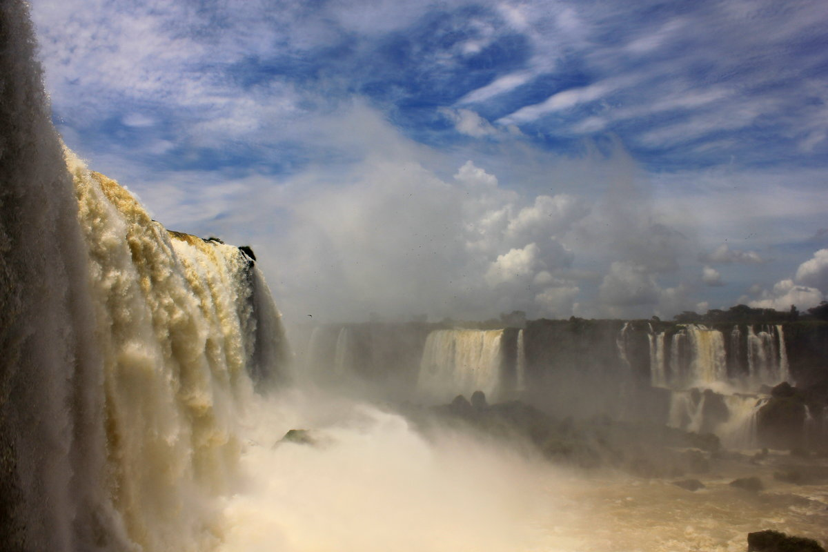 Iguazu Falls - Nataly ***