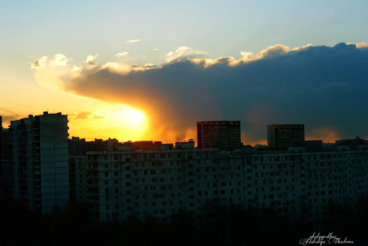 Краденое солнце - Наталья Ткачёва