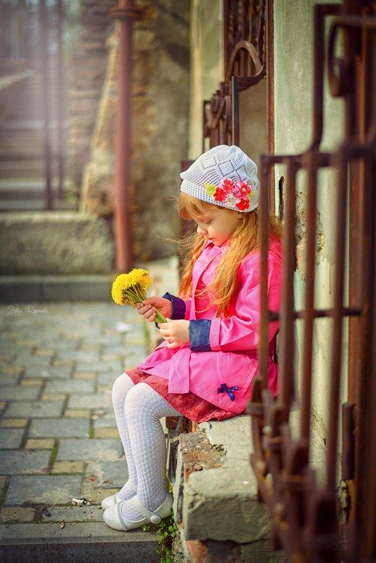 Маленькая история, маленького солнышка.. - Юлия Романенко
