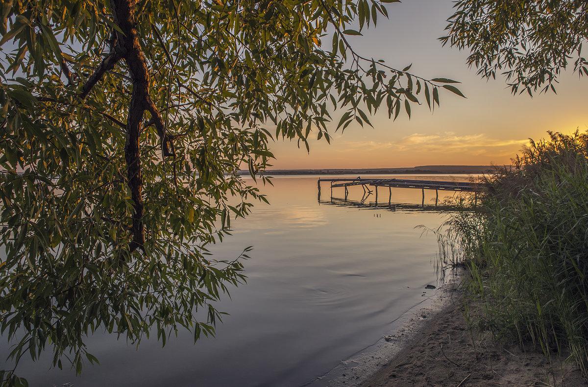 Тёплый летний закат - Юрий Клишин