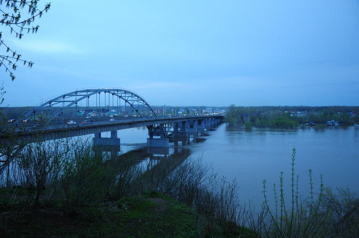 Разлив реки Белая - Сергей Тагиров