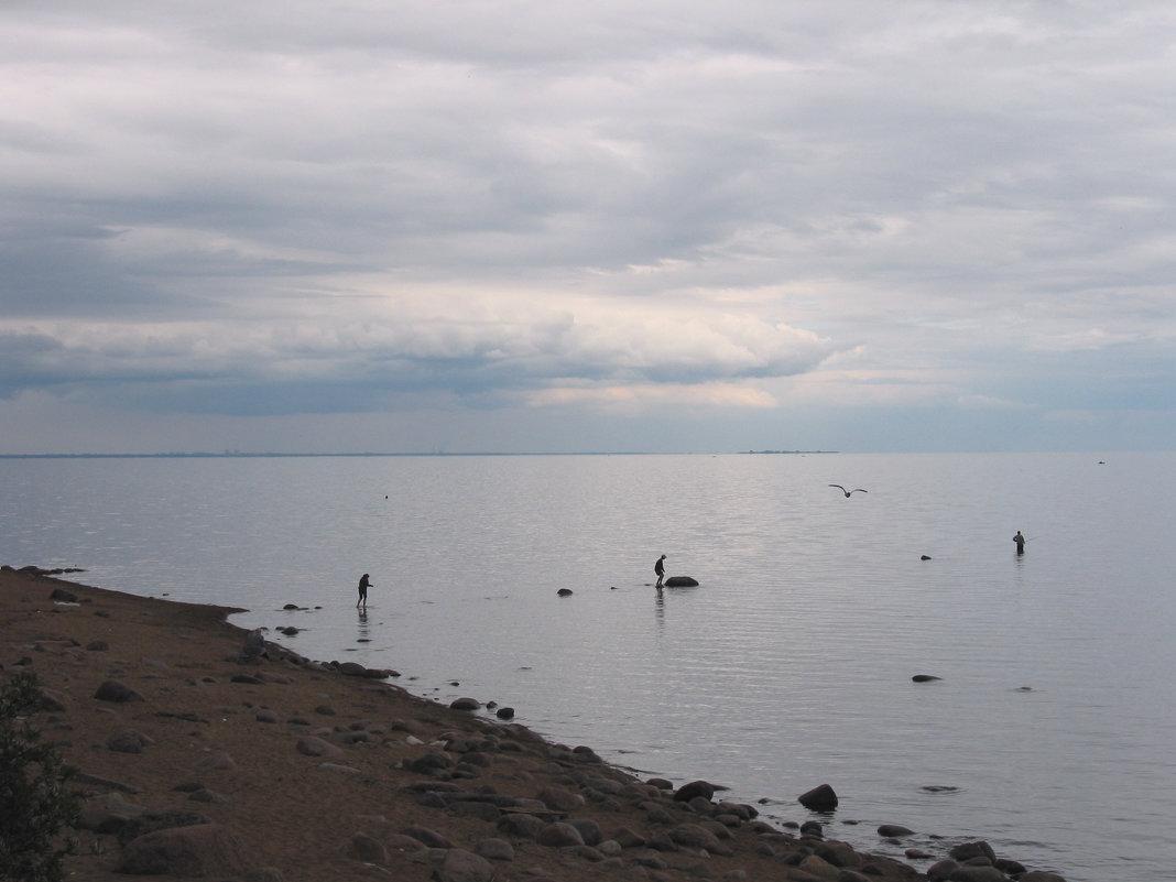 На Заливе - Ирина
