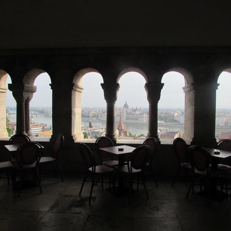Будапешт-вид на город - Галина Оболдина