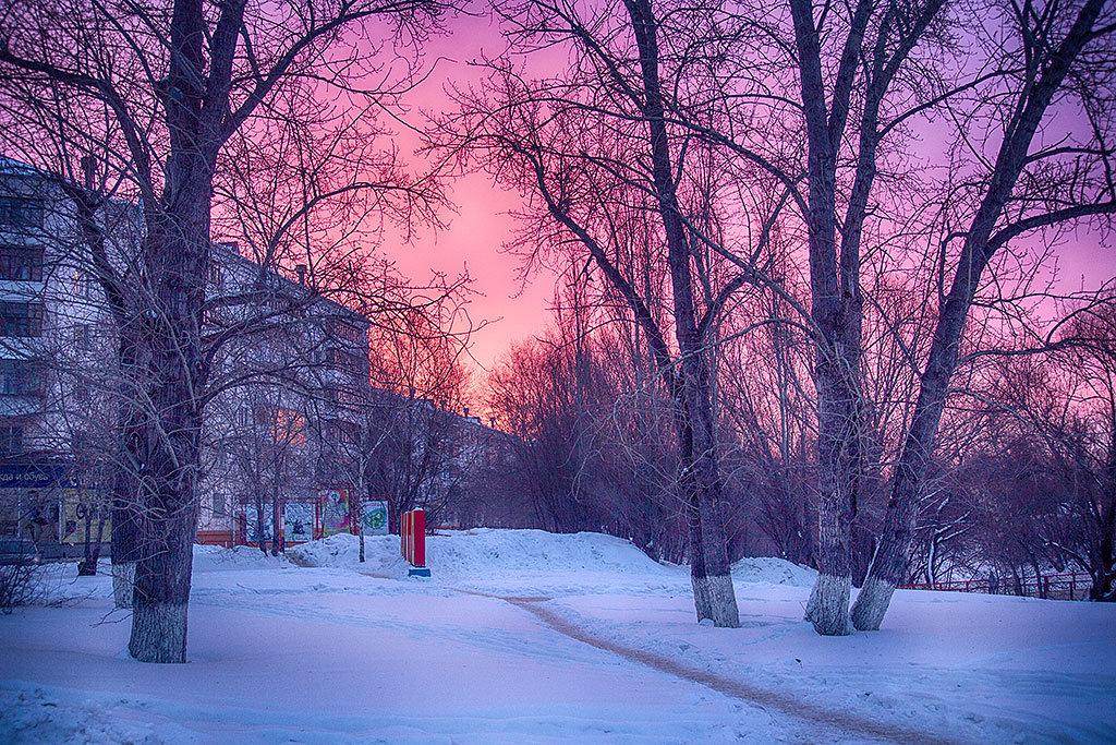Сумерки в городе - Наталья Новикова