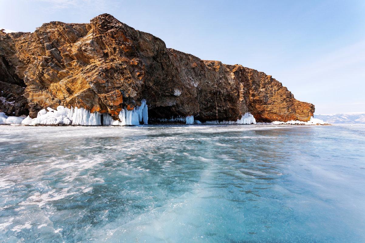Лёд и скалы_2 - Анатолий Иргл