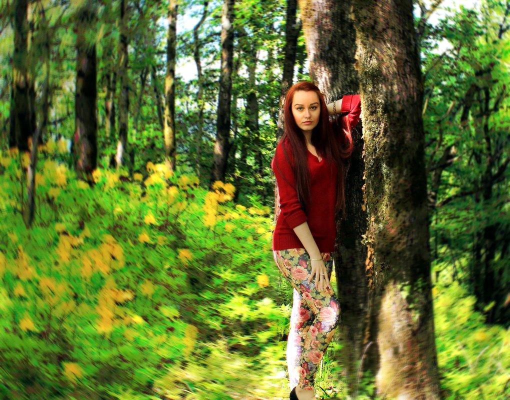 Чарующий дурман азалии и майского леса - Леонид