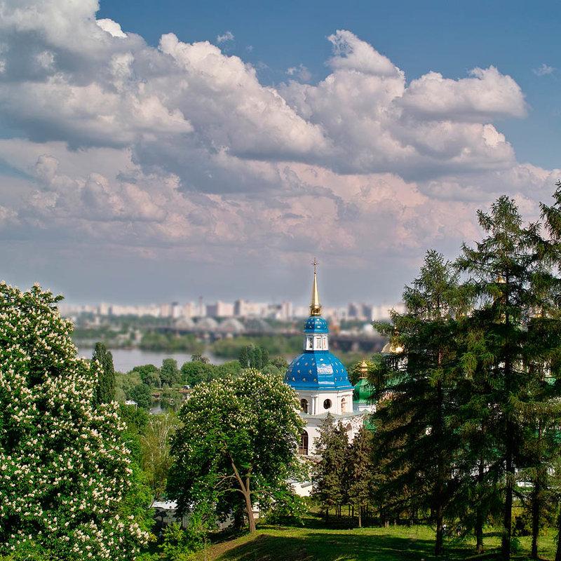 Видубицький монастир. - Андрий Майковский
