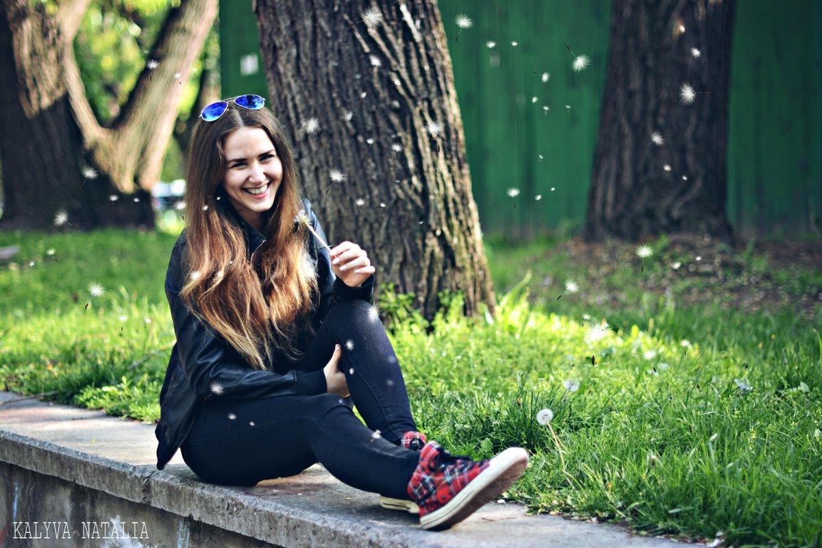 Весна)) - Natalia Kalyva