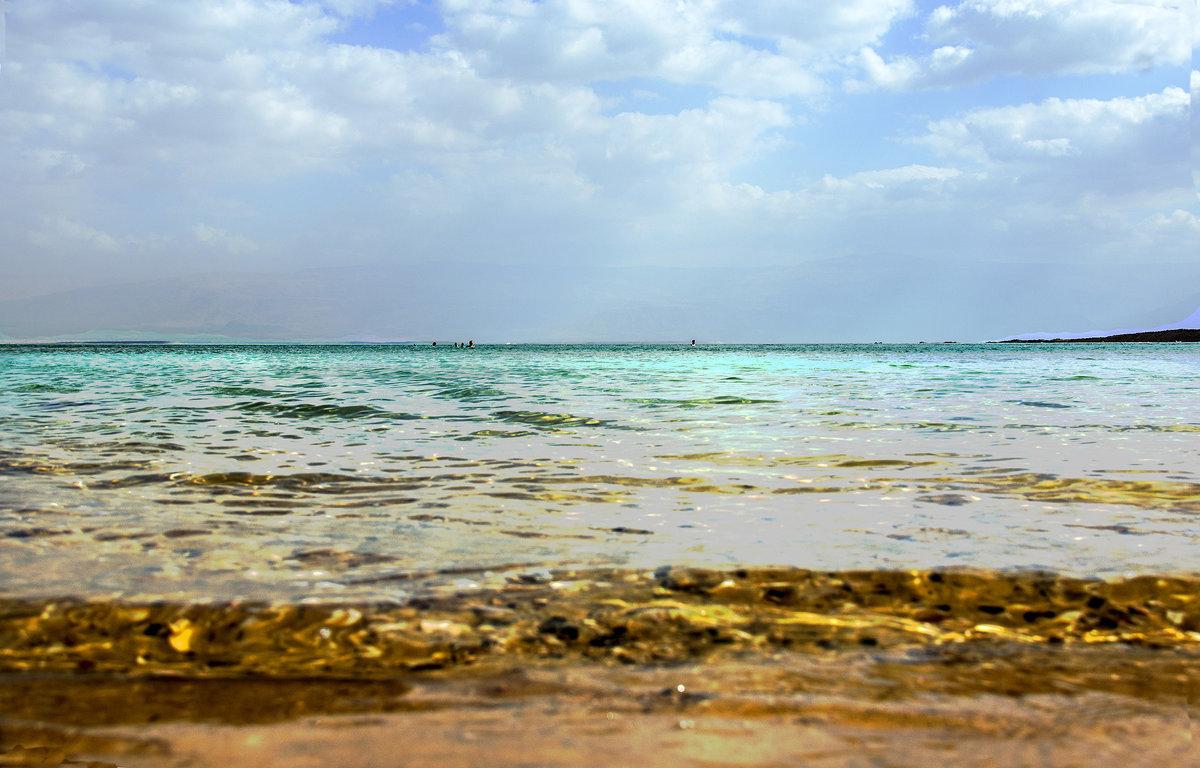 краски мертвого моря - klara Нейкова
