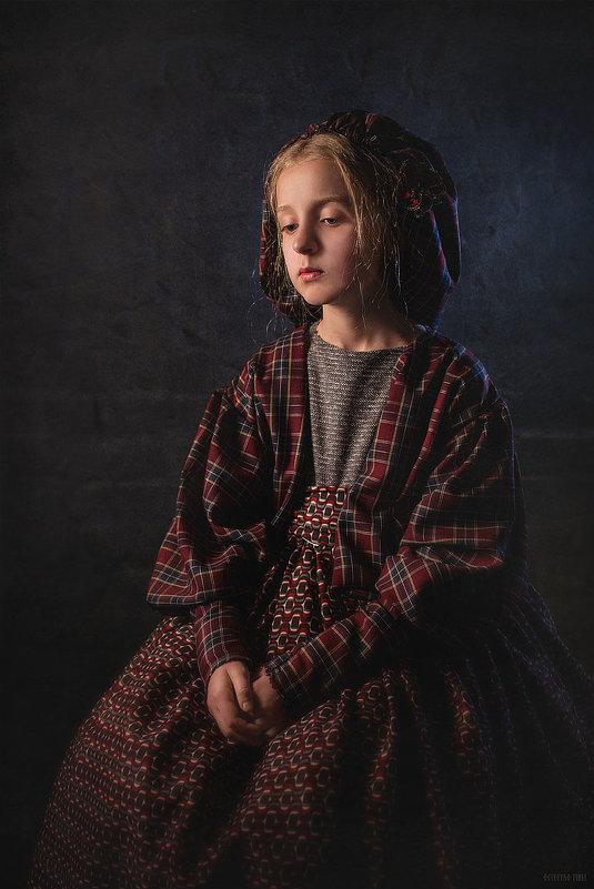 Портрет - Рина *