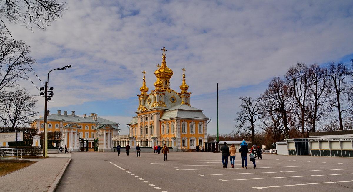 перед входом в парк - Валентина Папилова