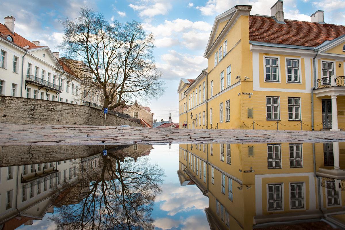 Вечерняя прогулка по Таллину - Юрий Никитин
