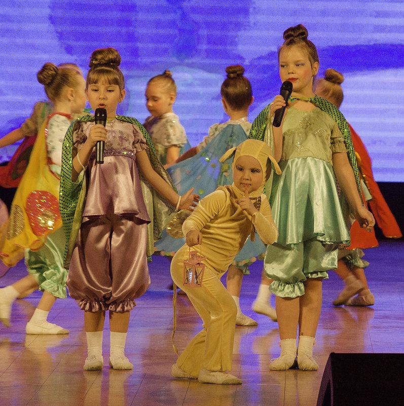 "танцы ""мотыльки и мышка"" - Инна"