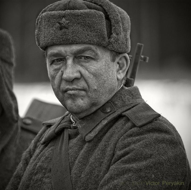 .................воин - Виктор Перякин