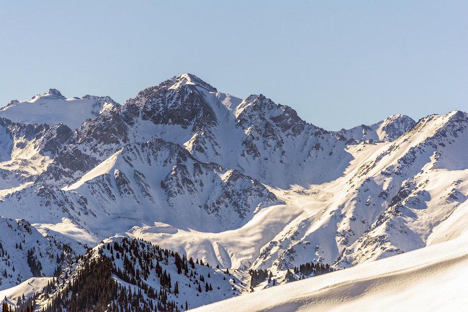 горы - Горный турист Иван Иванов