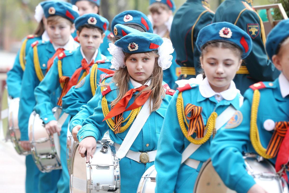 Юная барабанщица - Ирина Бруй