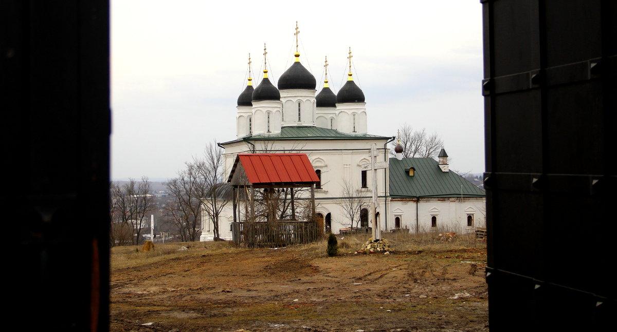 Монастырь. - Борис Митрохин