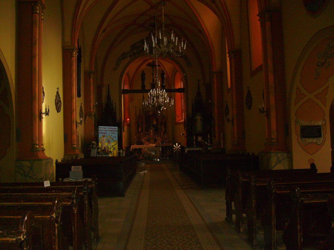 Римо - католический  храм  в  Стрыю - Андрей  Васильевич Коляскин