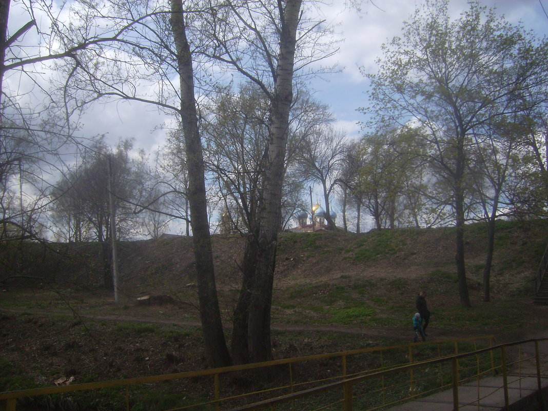 Городской пейзаж - Tarka