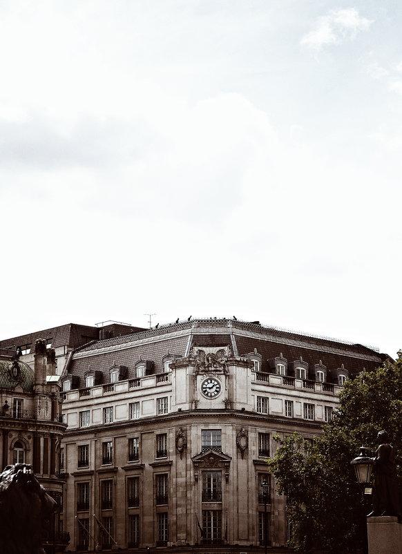London - Юля Рудакова