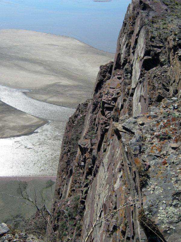 Природа...скалы и весна... - Любовь Иванова