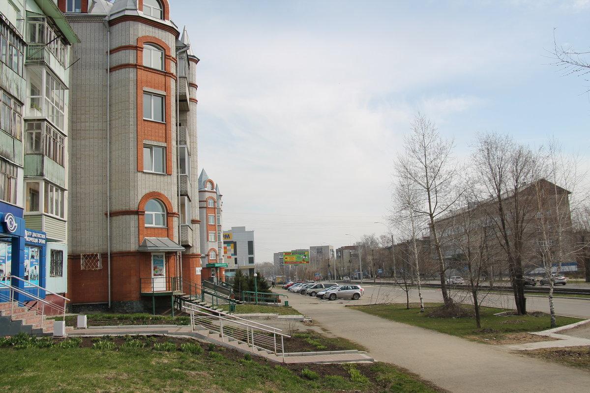 Улица Ильи Мухачова. - Олег Афанасьевич Сергеев