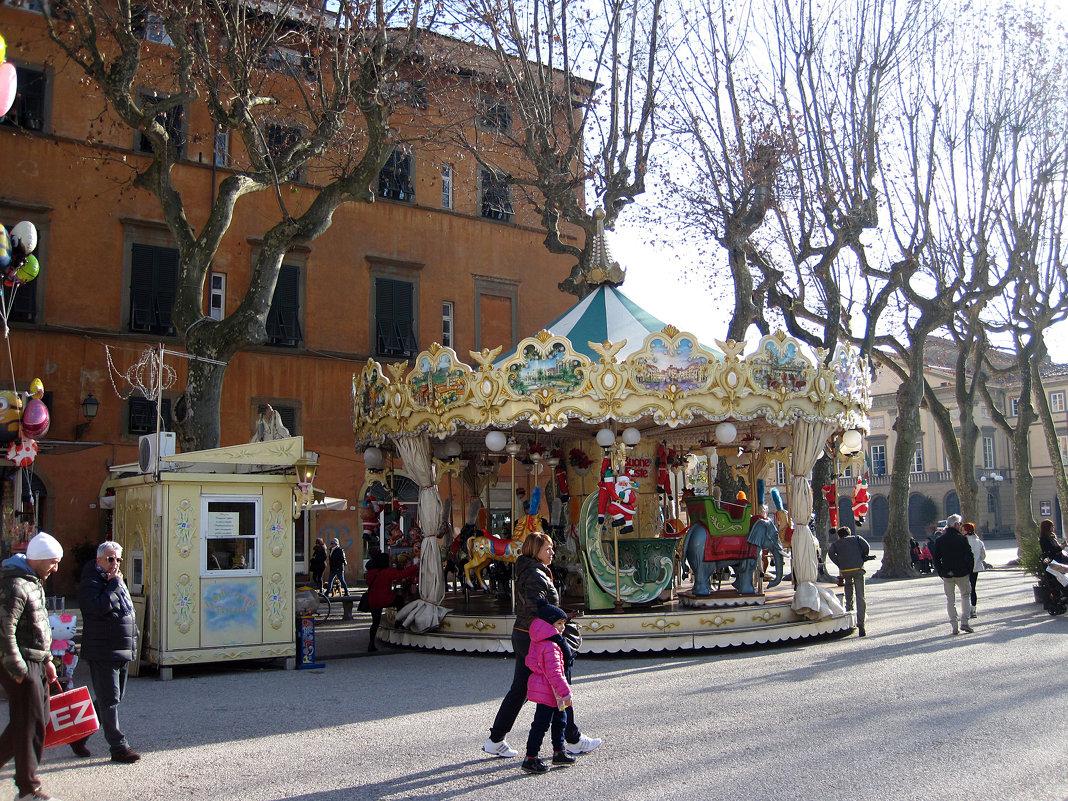 Зимние каникулы в маленьком итальянском городке - Lukum