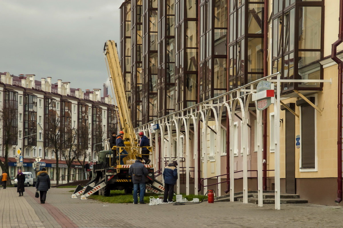 Обновляем фасады - Елена Пономарева