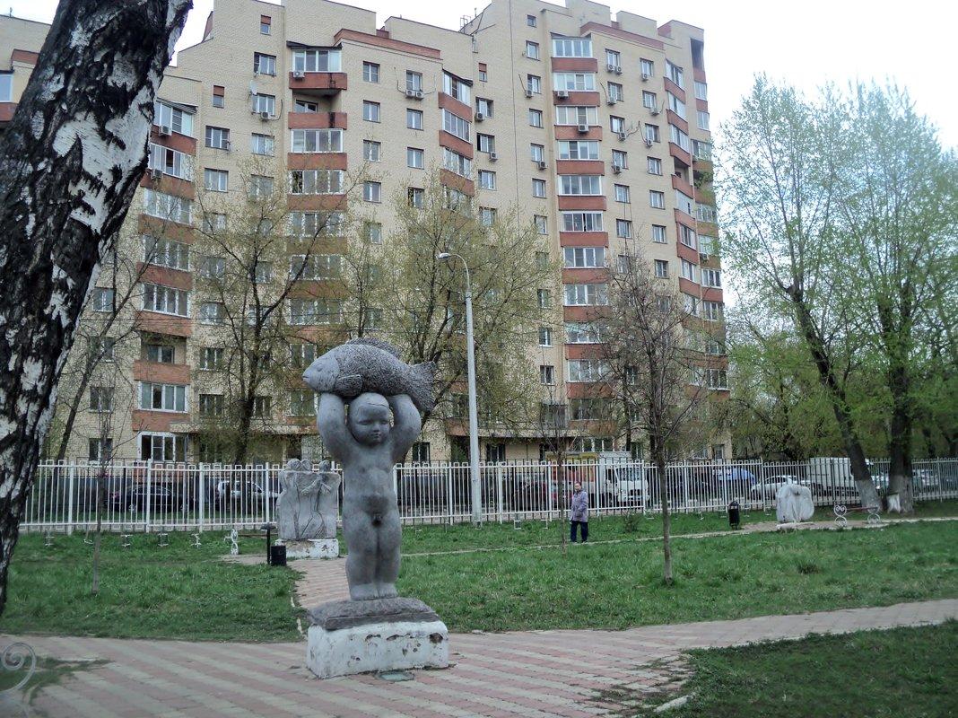 Новая жизнь Подмосковных парков! - Ольга Кривых