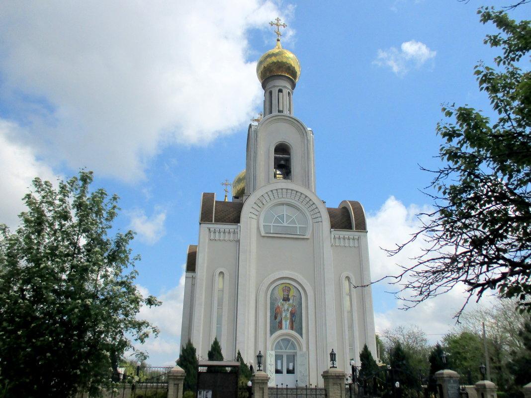 Храм Димитрия Ростовского - Нина Бутко