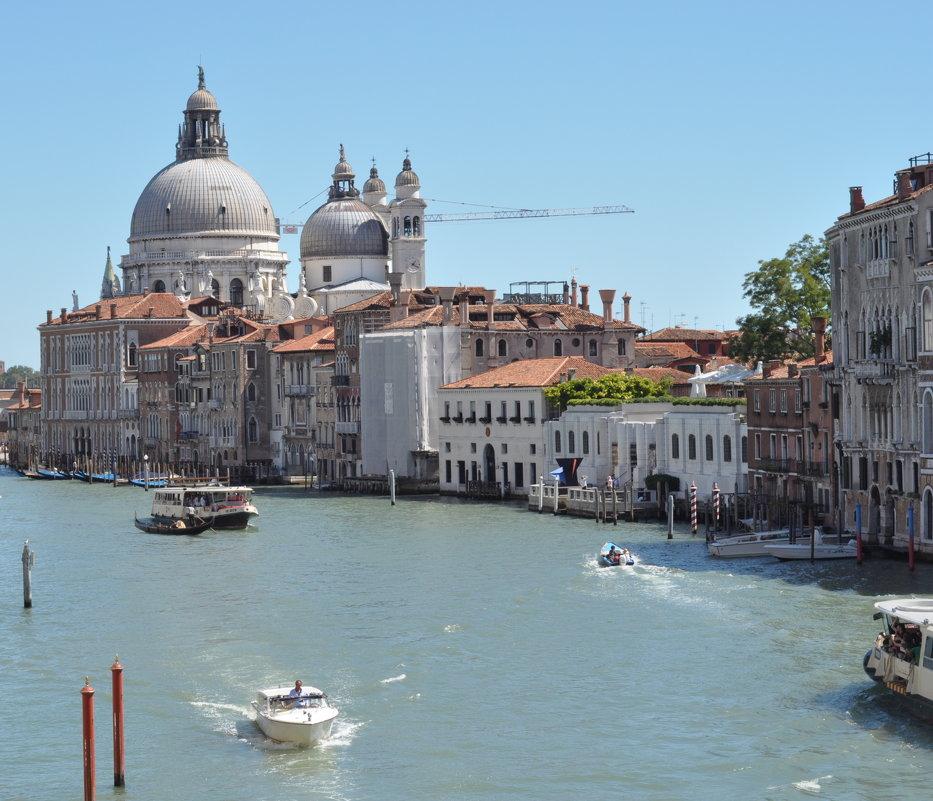 Гранд канал, Венеция - Ирина