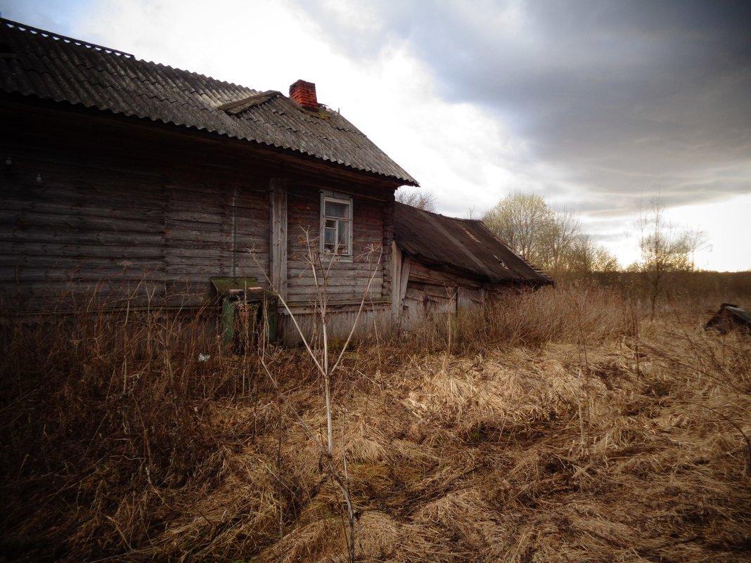 заброшенная деревня - Мария