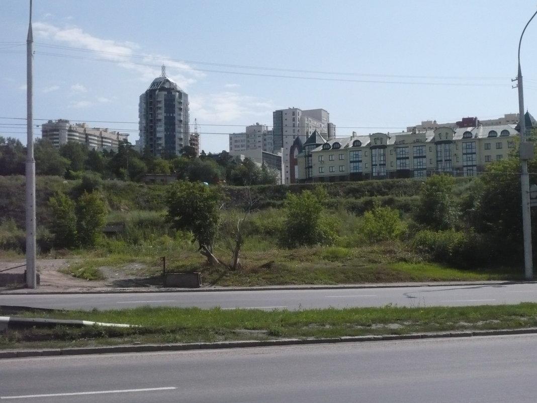 Новосибирск. - Олег Афанасьевич Сергеев