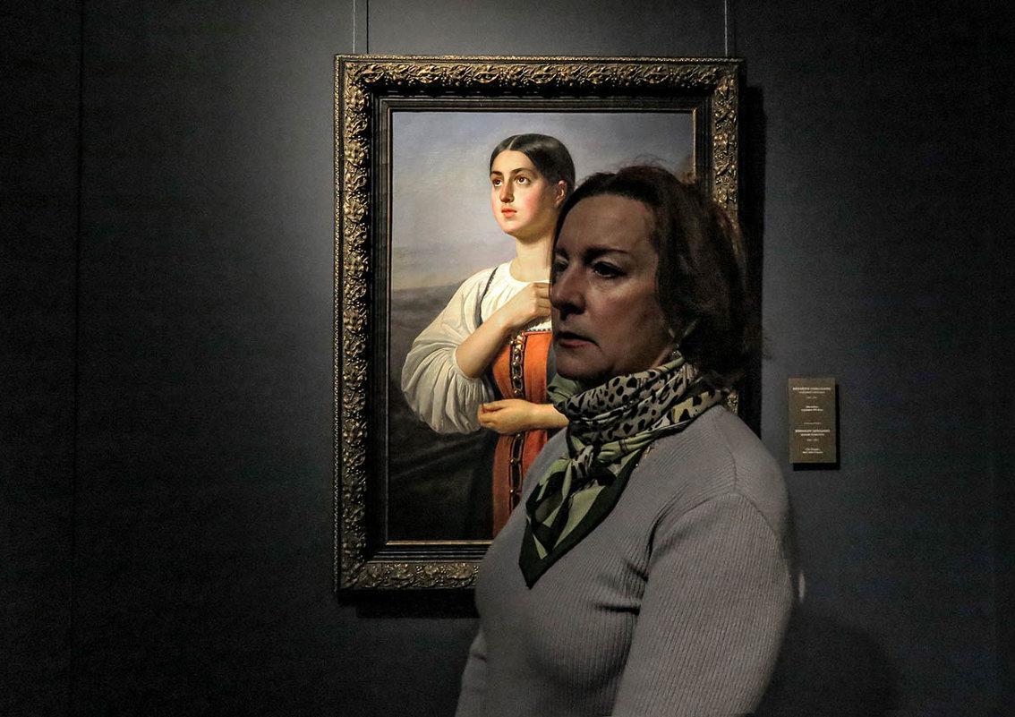 Шедевр – из века в век дитя таланта... - Ирина Данилова