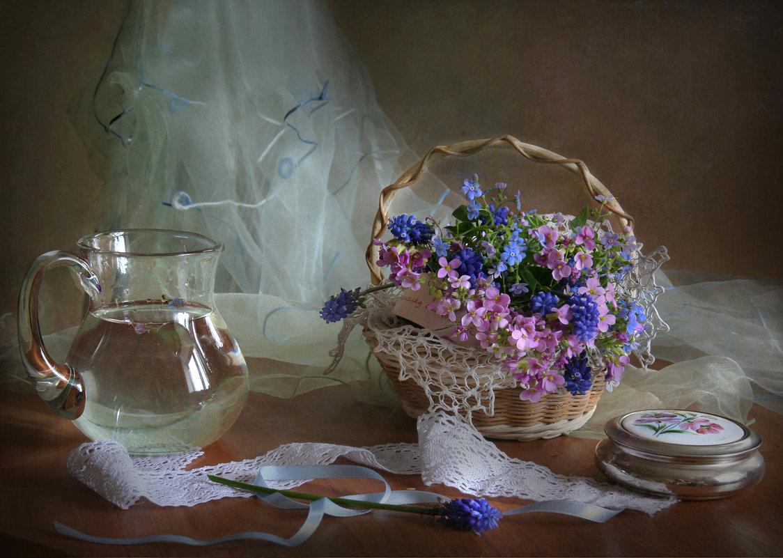 Весенний  этюд - lady-viola2014 -