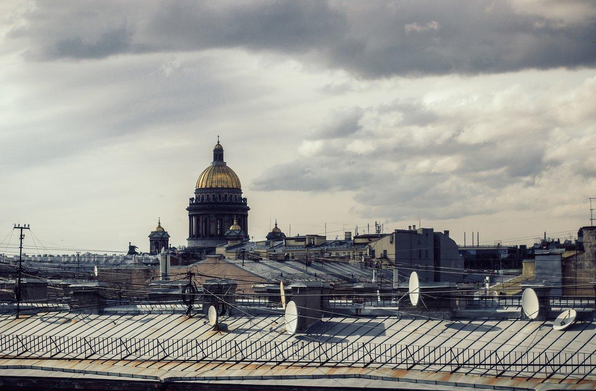 крыши старого города - Iulia Efremova