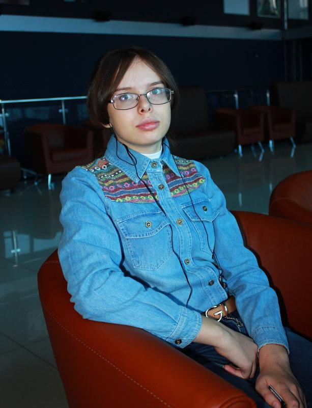 Дочь - Оксана К