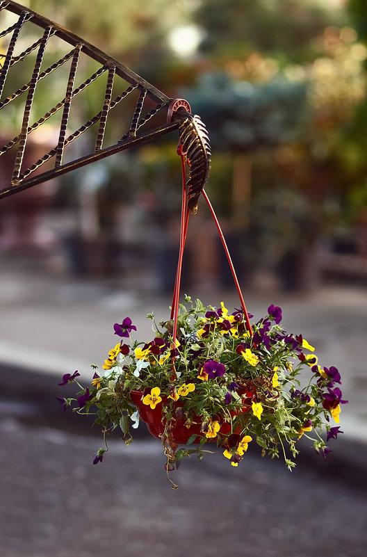 Весенние цветы. - Татьяна
