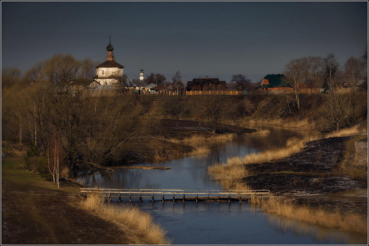 Прогулки по Суздалю - Валерий Шейкин