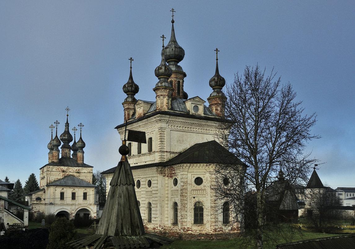 Монастырь - Дмитрий Близнюченко