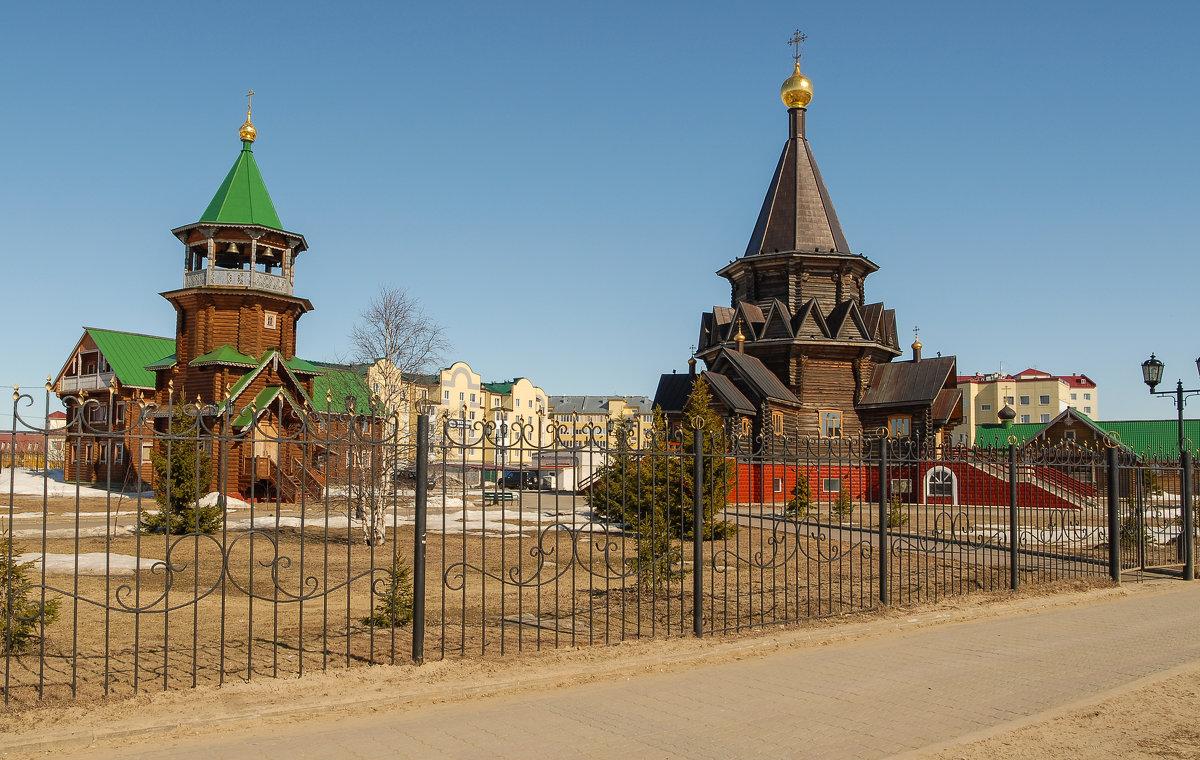 Храм г. Нарьян-Мар - Олег Кулябин