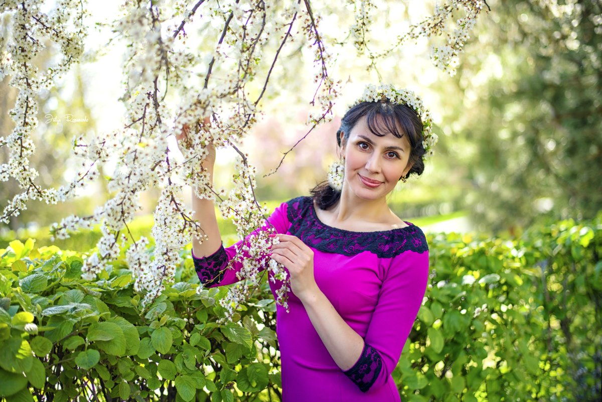 Весна.. - Юлия Романенко