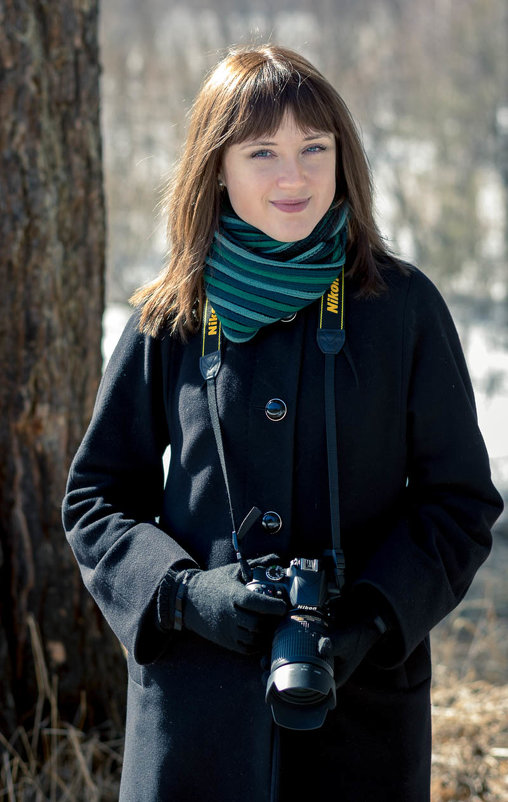 open-air-photo-session-at-the-end-of-March-*** - Vladimir Beloborodov