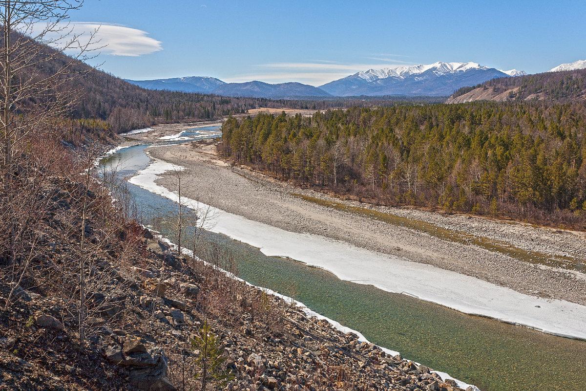 Речная долина - Анатолий Иргл