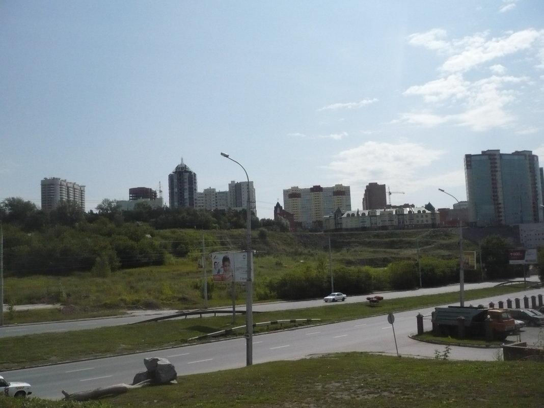Новосибирск - Олег Афанасьевич Сергеев