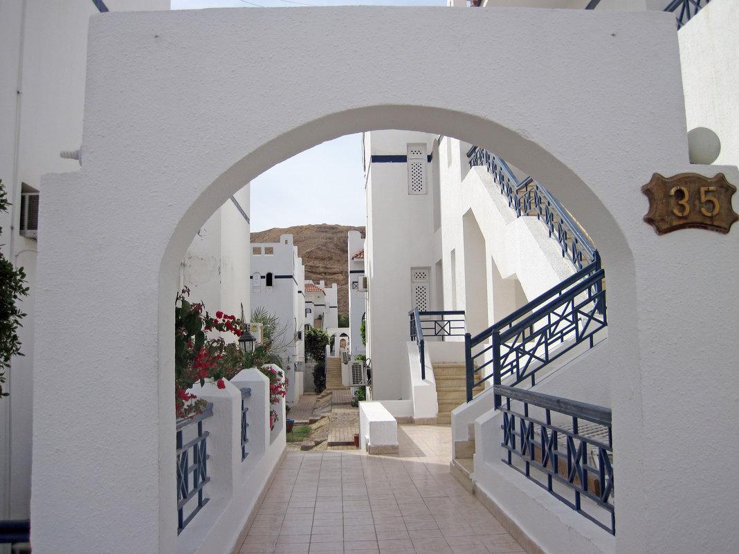 Жилые дома Шарм-эль-Шейха - Lukum