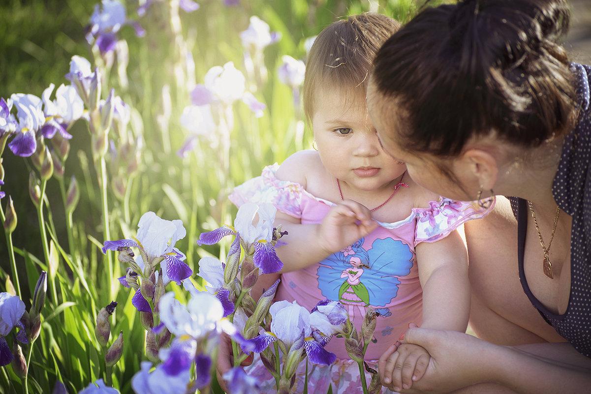Наши цветы жизни! - Вячеслав