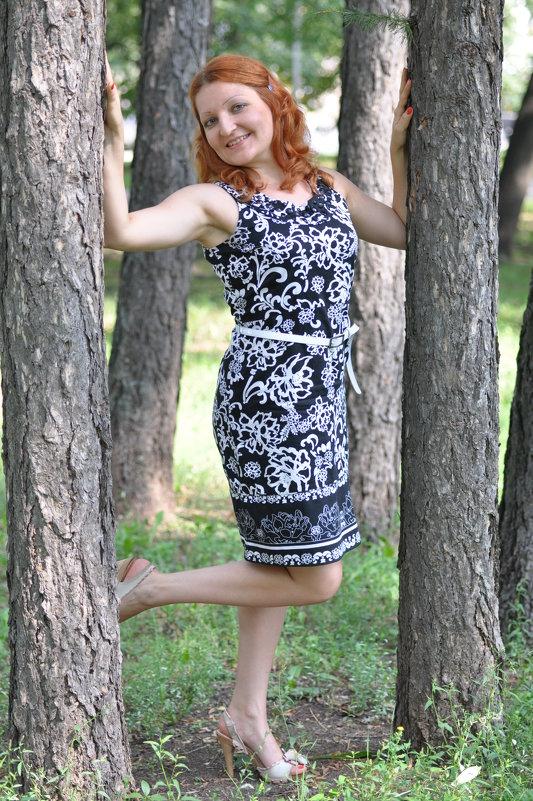 В парке - Сергей Тагиров